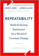 Repeatability by Chris Zook: NOOK Book Cover
