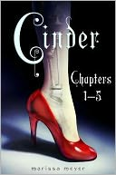 Cinder by Marissa Meyer: NOOK Book Cover