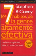 Los 7 habitos de la gente altamente efectiva (The Seven Habits of the Highly Effective People) by Stephen R. Covey: Book Cover
