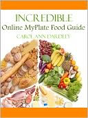 download Incredible Online MyPlate Food Guide book