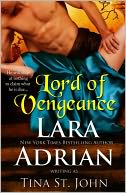 Lord of Vengeance by Lara Adrian: NOOK Book Cover