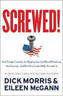 Screwed! by Dick Morris: NOOK Book Cover