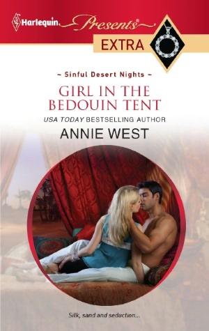 Girl in the Bedouin Tent