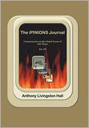The iPINIONS Journal by Anthony Livingston Hall: Book Cover