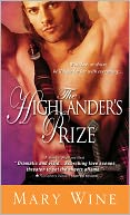 The Highlander's Prize by Mary Wine: NOOK Book Cover