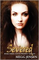 Severed by Megg Jensen: Book Cover