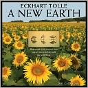 2013 New Earth Wall Calendar by Eckhart Tolle: Calendar Cover
