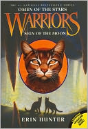 Sign of the Moon (Warriors by Erin Hunter: Book Cover