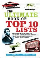 download The Ultimate Book of Top 10 Lists book