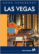 Moon Handbooks Las Vegas by Rick Garman: Book Cover