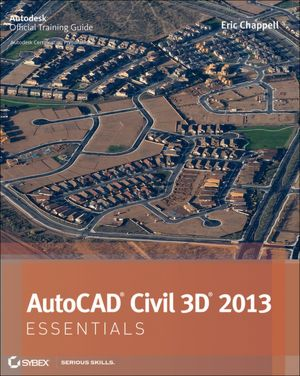 AutoCAD Civil 3D 2013 Essentials