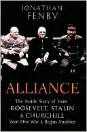 Alliance by Jonathan Fenby: Book Cover