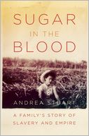 Sugar in the Blood by Andrea Stuart: Book Cover