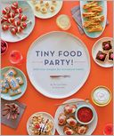 Tiny Food Party! by Teri Lyn Fisher: Book Cover