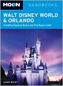 Moon Disney World and Orlando by Laura Reiley: Book Cover