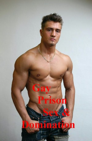 Gay Prison Muscle: A Story of Gay Prison Sex and Domination - (Gay Erotica