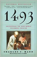 1493 by Charles C. Mann: Book Cover