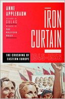 Iron Curtain by Anne Applebaum: NOOK Book Cover