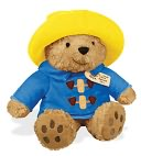 My First Paddington 7 inch Plush Doll by YOTTOY: Product Image