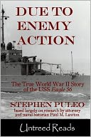 Due to Enemy Action by Stephen Puleo: NOOK Book Cover