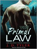 Primal Law by J. D. Tyler: Audio Book Cover