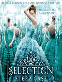 The Selection (Selection Series #1) by Kiera Cass: Audio Book Cover