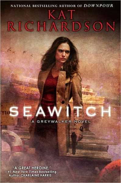 Seawitch (Greywalker Series #7)