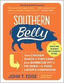 Southern Belly by John T. Edge: Book Cover