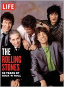LIFE The Rolling Stones by Life Magazine Editors: Book Cover