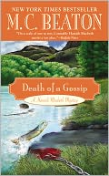 Death of a Gossip (Hamish Macbeth Series #1) by M. C. Beaton: NOOK Book Cover