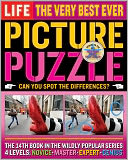 LIFE The Best of Picture Puzzle by Life Magazine Editors: Book Cover