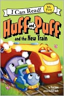 Huff and Puff and the New Train by Tish Rabe: NOOK Kids Read to Me Cover