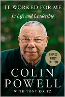 It Worked for Me by Colin Powell: Book Cover