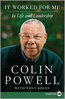 It Worked for Me LP by Colin Powell: Book Cover