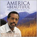 America the Beautiful by Ben Carson: Audio Book Cover
