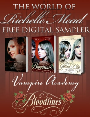 The World of Richelle Mead Free Digital Sampler [NOOK Book]