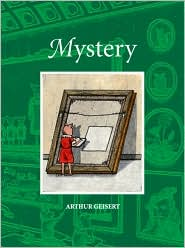 Mystery by Arthur Geisert: Book Cover