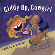 Giddy Up, Cowgirl by Jarrett J. Krosoczka: Book Cover