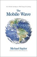 The Mobile Wave by Michael Saylor: Book Cover