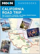 Moon California Road Trip by Avalon Travel: Book Cover