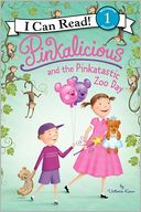 Pinkalicious and the Pinkatastic Zoo Day, Vol. 1 by Victoria Kann: Book Cover