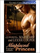 Misplaced Princess by Mari Carr: NOOK Book Cover