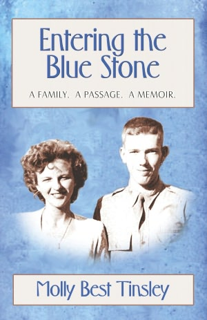Tribute Books Blog Tour Guest Post: Entering The Blue Stone's Molly Best Tinsley