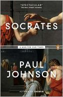 Socrates by Paul Johnson: Book Cover