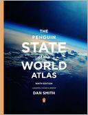 The Penguin State of the World Atlas by Dan Smith: Book Cover
