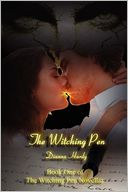 The Witching Pen by Dianna Hardy: Book Cover