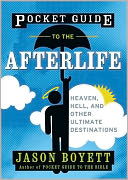 Pocket Guide to the Afterlife by Jason Boyett: NOOK Book Cover