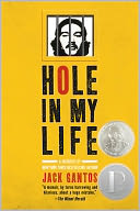 Hole in My Life by Jack Gantos: Book Cover