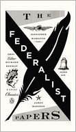 The Federalist Papers by Alexander Hamilton: Book Cover
