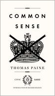 Common Sense by Thomas Paine: Book Cover
